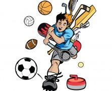 Nos sports!
