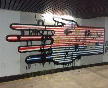 Graffiti à Renens – 10/G2
