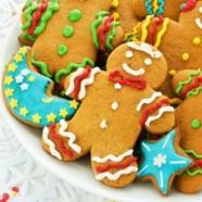 Biscuits au pain d'épice