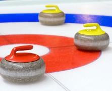 Un après-midi curling