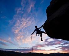 Un sport qui grimpe