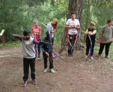 Camps de volée 2015