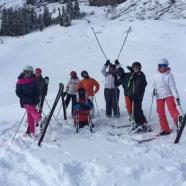 Camp de ski des 9VP