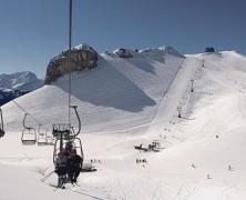 Camp de ski à Leysin