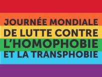 17 mai: journée mondiale contre l'homophobie