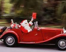 Le rallye de Noël