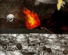 Exposition sur l'éruption du Vésuve DES/4