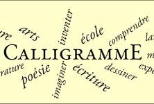 Calligrammes…
