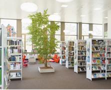 La bibliothèque du Léman