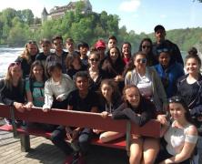 Voyage d'études 11VP4 à Zurich