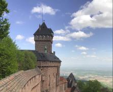 Voyage d'études 11VP3 en Alsace
