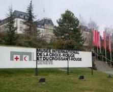 Course d'école à Genève