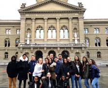 La 10 G4 donne son avis à Berne