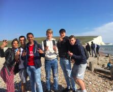 Our school trip to Brighton