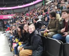 JOJ match de hockey