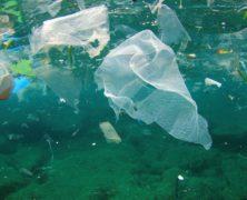 Du plastique dans l'air…