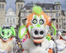 Le carnaval de Lucerne