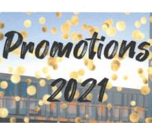 Vidéos Promotions 2021