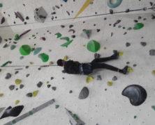 L'escalade,un sport qui grimpe!